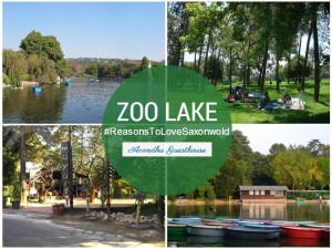Zoo Lake is 900m from Avondhu Guest House